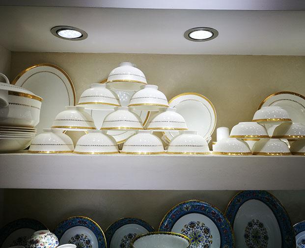 陶瓷餐具定制